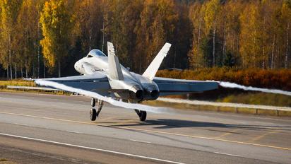 HN-439 - Finland - Air Force McDonnell Douglas F-18C Hornet