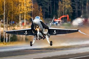 HN-443 - Finland - Air Force McDonnell Douglas F-18C Hornet