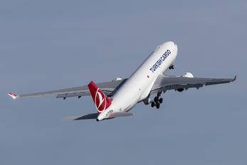 TC-JOY - Turkish Cargo Airbus A330-200F