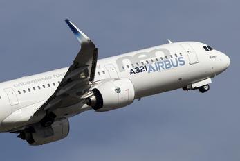 D-AVXA - Airbus Industrie Airbus A321 NEO