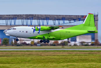 UR-KOM - Cavok Air Antonov An-12 (all models)
