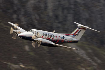ZK459 - Royal Air Force Beechcraft 200 King Air