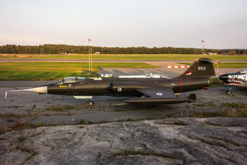 889 - Norway - Royal Norwegian Air Force Canadair CF-104 Starfighter