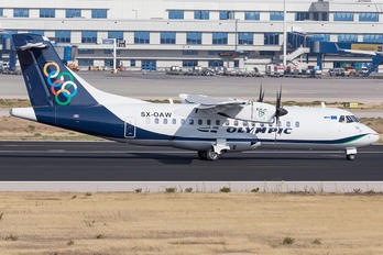 SX-OAW - Olympic Airlines ATR 72 (all models)