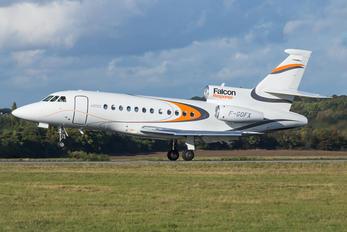 F-GOFX -  Dassault Falcon 900 series