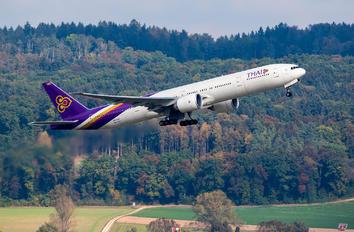 HS-TKY - Thai Airways Boeing 777-300ER