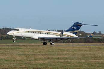 VT-DBA - Private Bombardier BD-700 Global 5000