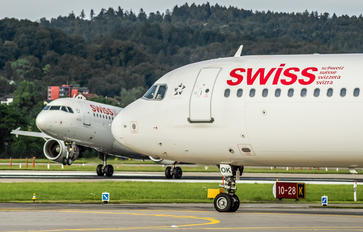 HB-IOK - Swiss Airbus A321