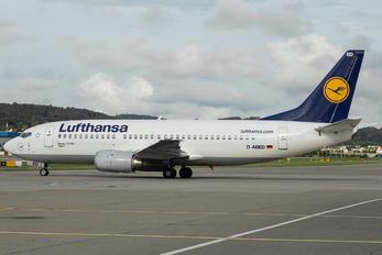 D-ABED - Lufthansa Boeing 737-300