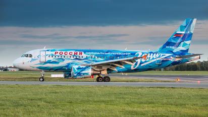 VQ-BAS - Rossiya Airbus A319