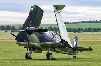 G-BUAR - Private Supermarine Seafire LF 111C