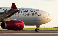 G-VWAG - Virgin Atlantic Airbus A330-300 aircraft