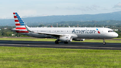 N159AN - American Airlines Airbus A321