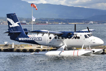 C-FGQH - West Coast Air de Havilland Canada DHC-6 Twin Otter