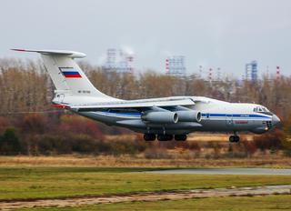 RF-76740 - Russia - Air Force Ilyushin Il-76 (all models)