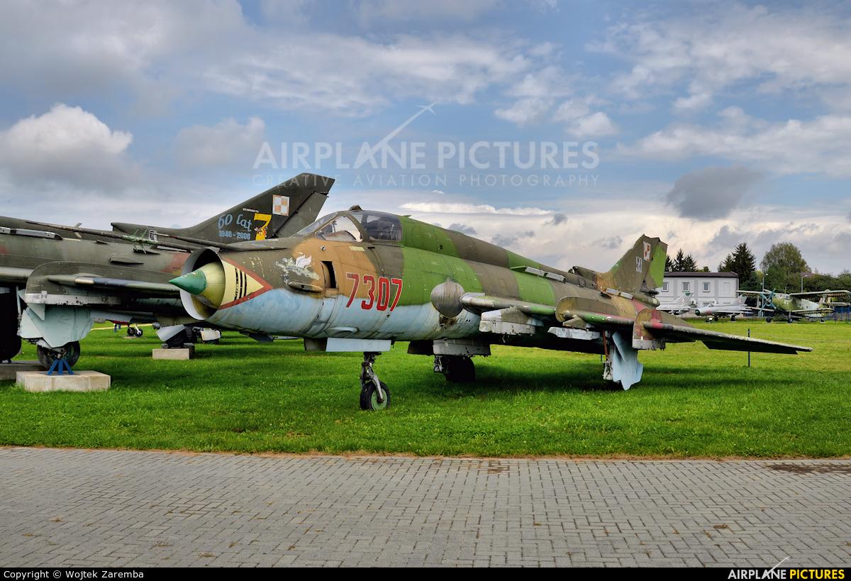 Poland - Air Force 7307 aircraft at Dęblin - Museum of Polish Air Force