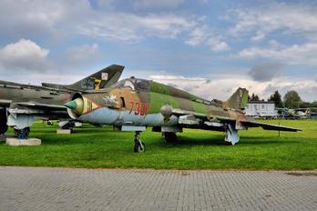 7307 - Poland - Air Force Sukhoi Su-22M-4