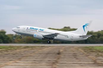 YR-AMC - Blue Air Boeing 737-500