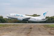 YR-AMC - Blue Air Boeing 737-500 aircraft