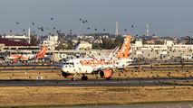 G-EZBR - easyJet Airbus A319 aircraft