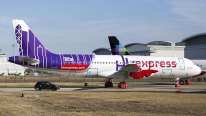 B-LCL - Hong Kong Express Airbus A320