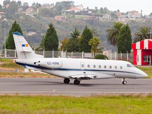 EC-KRN - Executive Airlines  Israel IAI 1126 Gulfstream G200 Galaxy