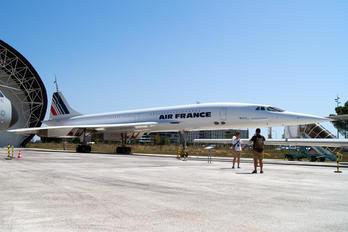 F-BVFC - Air France Aerospatiale-BAC Concorde