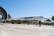 F-BVFC - Air France Aerospatiale-BAC Concorde aircraft