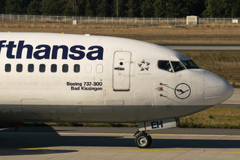 D-ABEH - Lufthansa Boeing 737-300