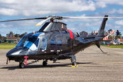 PR-RTT - Private Agusta Westland AW109 SP GrandNew aircraft