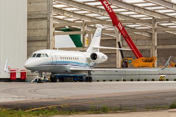 N790J - Private Dassault Falcon 2000 DX, EX