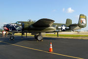 N5672V - Private North American B-25J Mitchell aircraft
