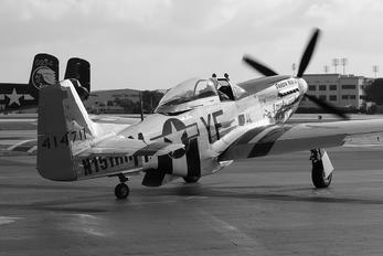 N151HR - Private North American P-51D Mustang