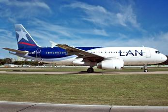 LV-BRY - LAN Argentina Airbus A320