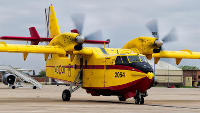 43-31 - Spain - Air Force Canadair CL-415 (all marks)