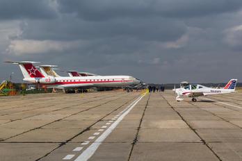 RF-66023 - Russia - Air Force Tupolev Tu-134Sh