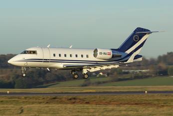 OE-INJ - TransAir Canadair CL-600 Challenger 604