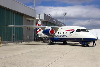OY-NCM - British Airways - Sun Air Dornier Do.328JET