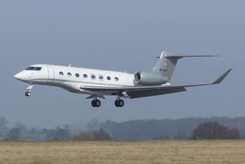 M-GSIX - Private Gulfstream Aerospace G650, G650ER