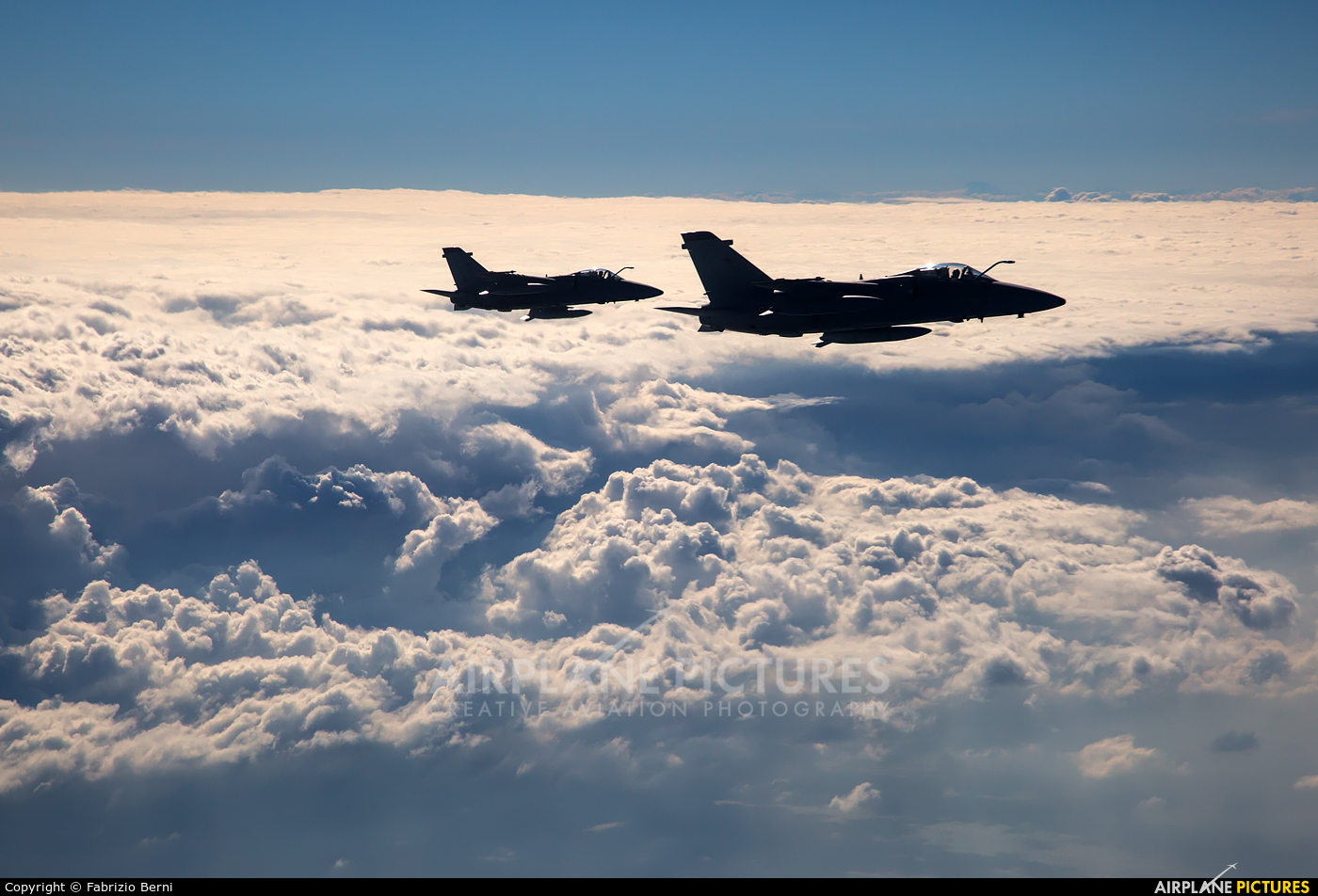 Italy - Air Force MM7162 aircraft at In Flight - Italy