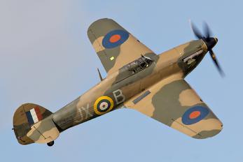 "LF363 - Royal Air Force ""Battle of Britain Memorial Flight&quot Hawker Hurricane IIC"
