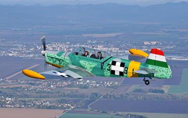 HA-SAV - Private Zlín Aircraft Z-526F
