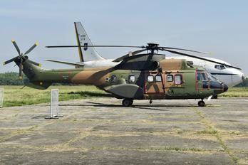 8733 - Brazil - Air Force Aerospatiale AS332 Super Puma