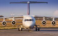 HB-IYT - Swiss British Aerospace BAe 146-300/Avro RJ100 aircraft