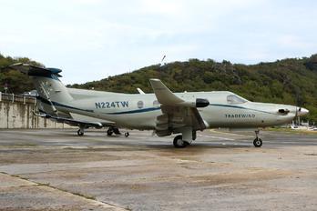N224TW - Tradewind Pilatus PC-12