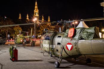 3E-KB - Austria - Air Force Aerospatiale SA-319B Alouette III