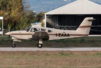 I-EAAA - Private Piper PA-28R Arrow /  RT Turbo Arrow