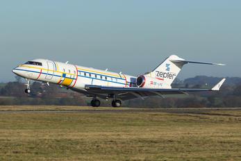 OE-LPZ - Amira Air Bombardier BD-700 Global 5000