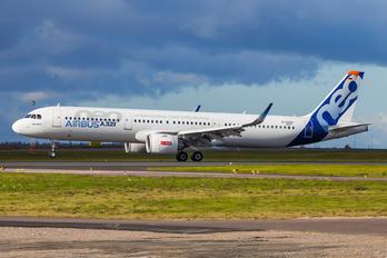 D-AVXB - Airbus Industrie Airbus A321 NEO
