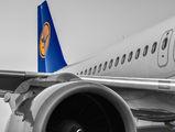 D-AIPA - Lufthansa Airbus A320 aircraft
